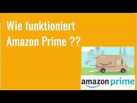Wie funktioniert Amazon Prime?  Jetzt kostenlos testen [Beliebt]