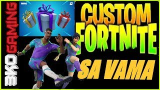 Fortnite Custom (casteni) Get in!!! Gifthere GIFT to one of you/Road to 5200