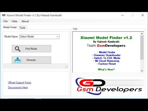 Xiaomi Model Finder v1 3 By Habeeb Kambrath Released   !