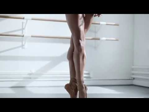 Misty Copeland inspirational ad I WILL WHAT I WANT ballet dance