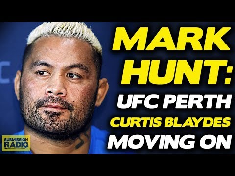 "UFC 221: Mark Hunt says ""That's It"" For UFC Career After Next 3 Fights, Eyeing Japan Afterwards"