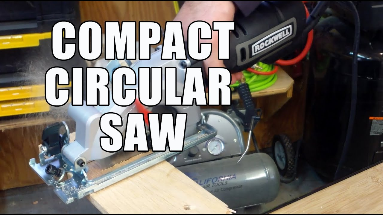 Rockwell rk3441 4 12 compact circular saw youtube rockwell rk3441 4 12 compact circular saw greentooth Images