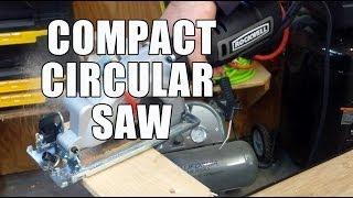 "Rockwell RK3441 4-1/2"" Compact  Circular Saw"