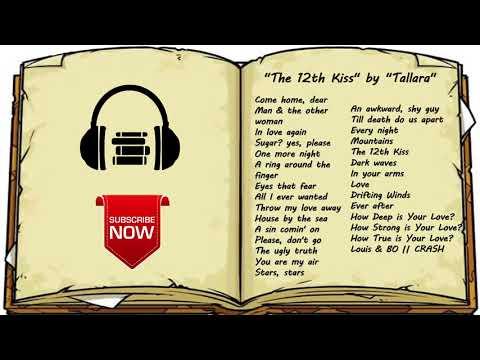 Short story: The 12th kiss by Tallara