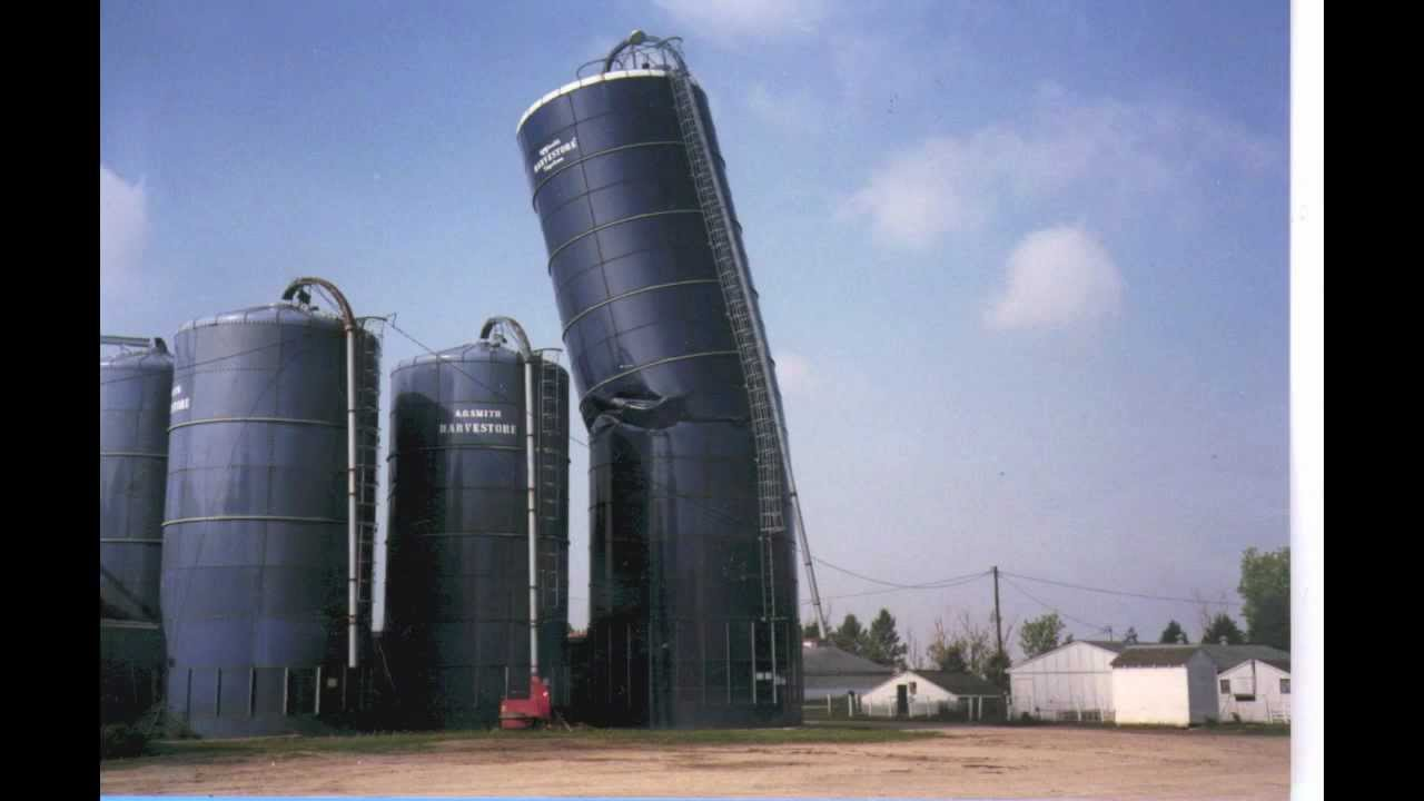 Silo Failure Video Youtube