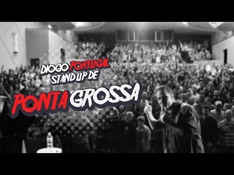 Diogo Portugal - Stand up de Ponta Grossa