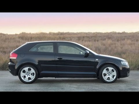 audi a3 2 0 tdi 2004 year review youtube. Black Bedroom Furniture Sets. Home Design Ideas
