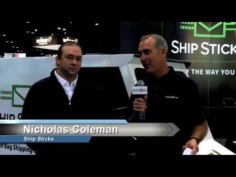 Ship Sticks CEO Nicholas Coleman on Shipping Golf Clubs