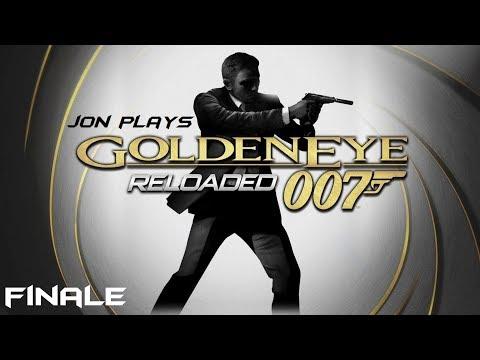 Jon Plays - 007 GoldenEye Reloaded - E13 : Nigeria : Cradle. (Let's Play)