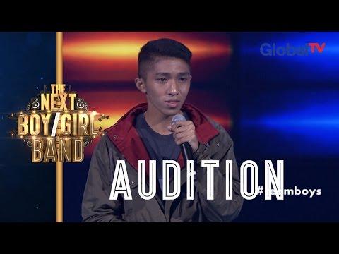 Ciko Sings 'Dekat Di Hati' (RAN) I The Next Boy/Girl Band GlobalTV