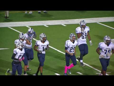 High School Football Lorain vs. Bedford 10-20-17 Game 9