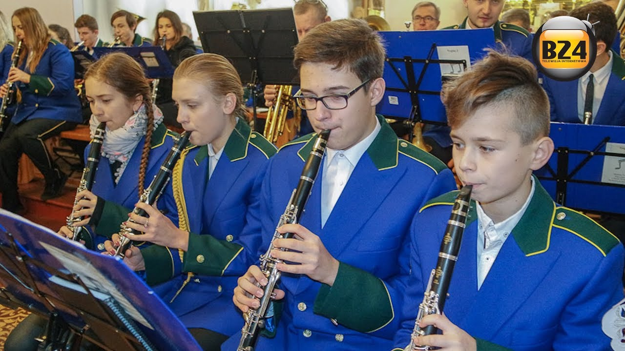 10 lat Orkiesty Dętej z Grocholic