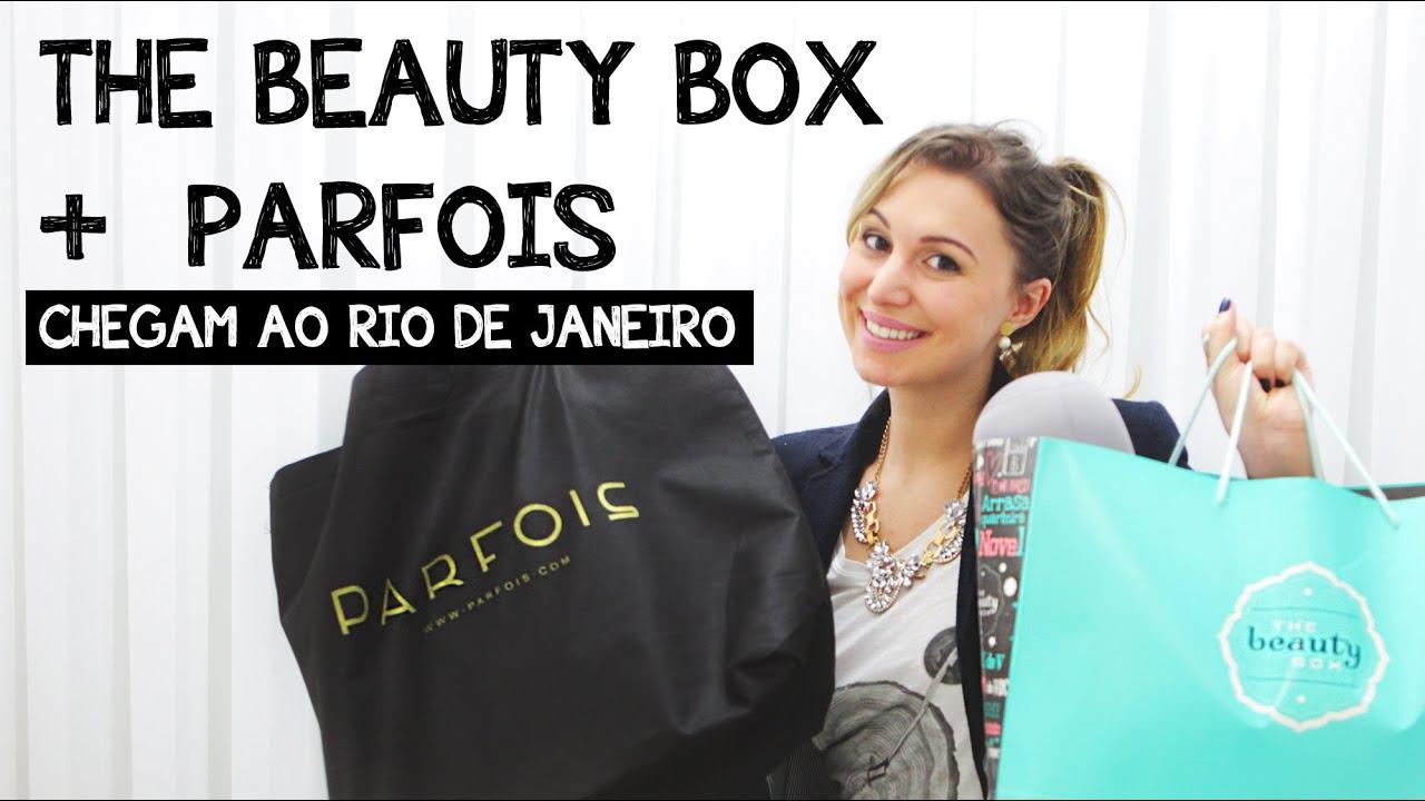 692df4e46 Parfois + The Beauty Box - Chegam ao Rio de Janeiro na nova expansão do  Barra Shopping