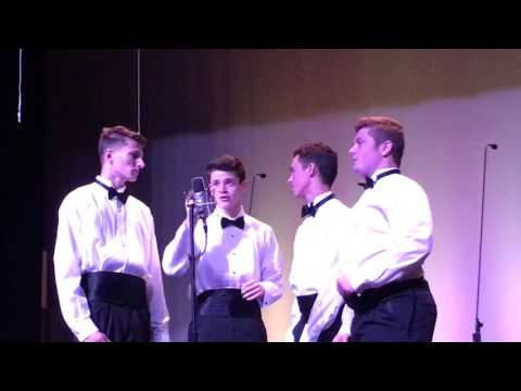 Trinity Academy of Raleigh Cantus Performance 11/17/2016