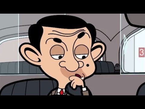 In the Taxi | Funny Episodes | Mr Bean Official