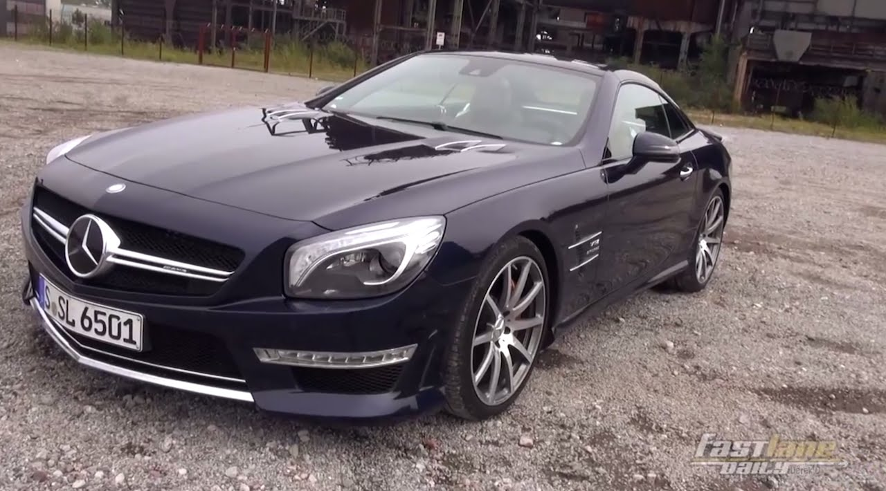 2015 mercedes benz sl65 amg review fast lane daily youtube for Mercedes benz sl65 amg for sale