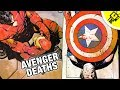 A Brief History of Avengers Dying in the Comics (The Dan Cave w/ Dan Casey)