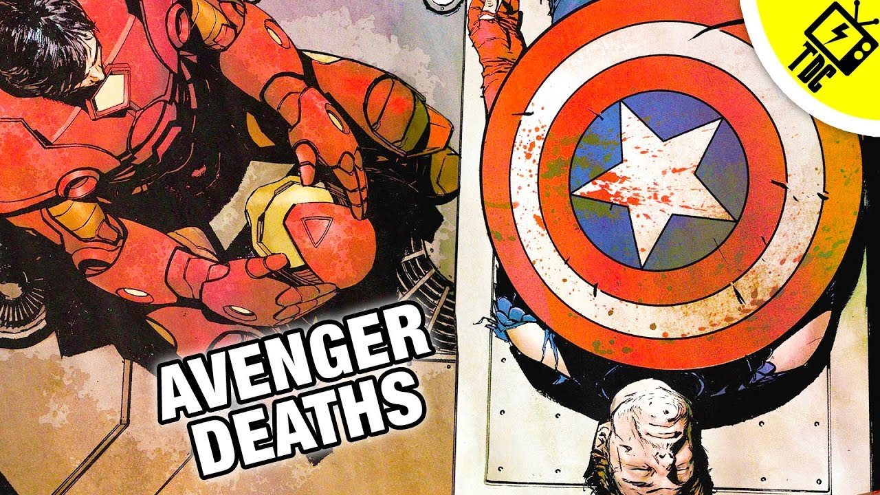 A Brief History Of The Avengers Dying In The Comics Nerdist