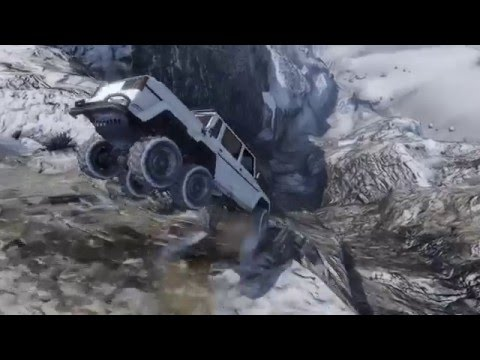 [Rockstar Editor] - ECHO Snow Patrol - (Noël sur GTA Online)