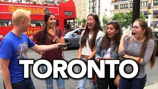 Joe Goes To CANADA: TORONTO & NIAGARA FALLS