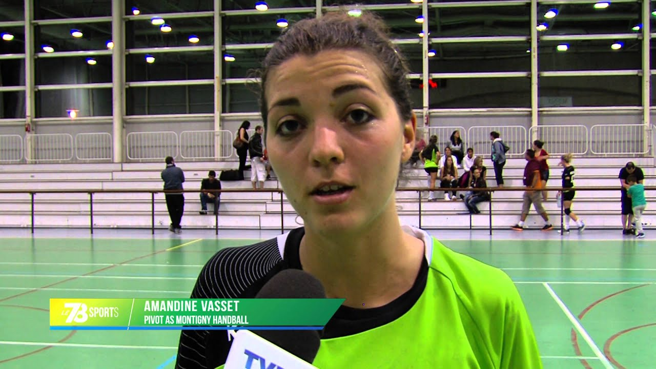 En handball, Montigny chute face au Havre