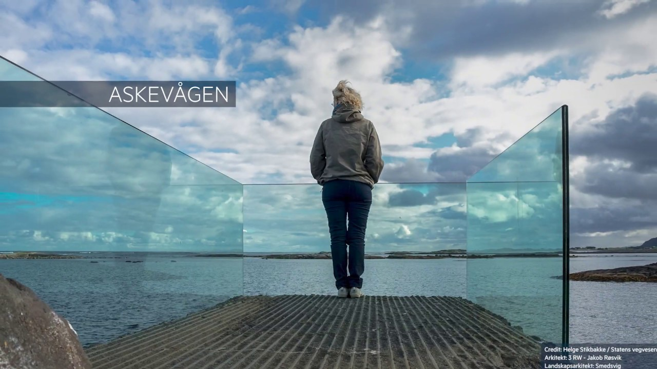 Thumbnail: Top 10 viewpoints along Norwegian Scenic Routes