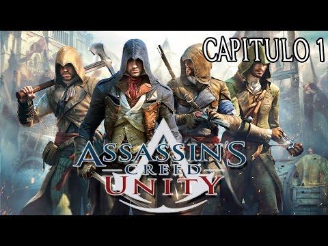 Assassins Creed Unity I Capítulo 1 I Lets Play I Español I XboxOne I 1080p