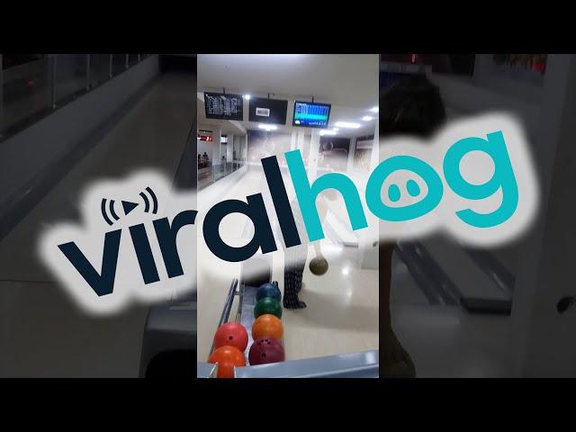 Bowling Disaster || ViralHog