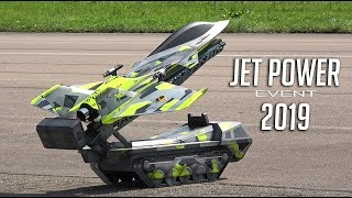 Jet Power event 2019 Huge RC airshow in Germany, walkthrough and airshow highlights