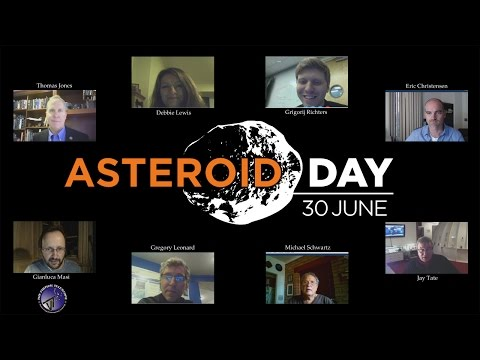 "Asteroid Day: ""A Journey Across Near-Earth Asteroids: science, history, real-time observations"""