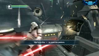 Star Wars Force Unleashed 2 PC Gameplay Maxed Out Settings 720p