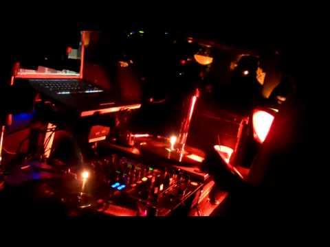 On Stage @ Bardot (Inside The Avalon Hollywood) ... DJ Gadabout