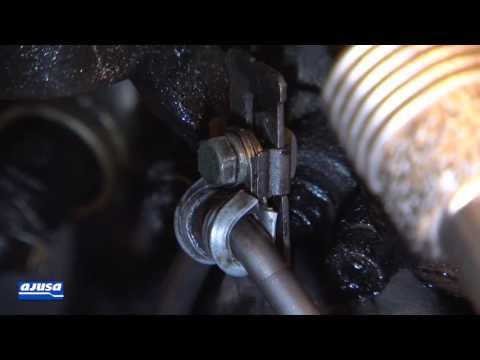Assembly Oil Feed Pipe / Montaje Tubo de Engrase - VW PASSAT 1.9 TDI AVF