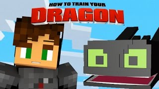 Minecraft - HOW TO TRAIN YOUR DRAGON 2 - [15]
