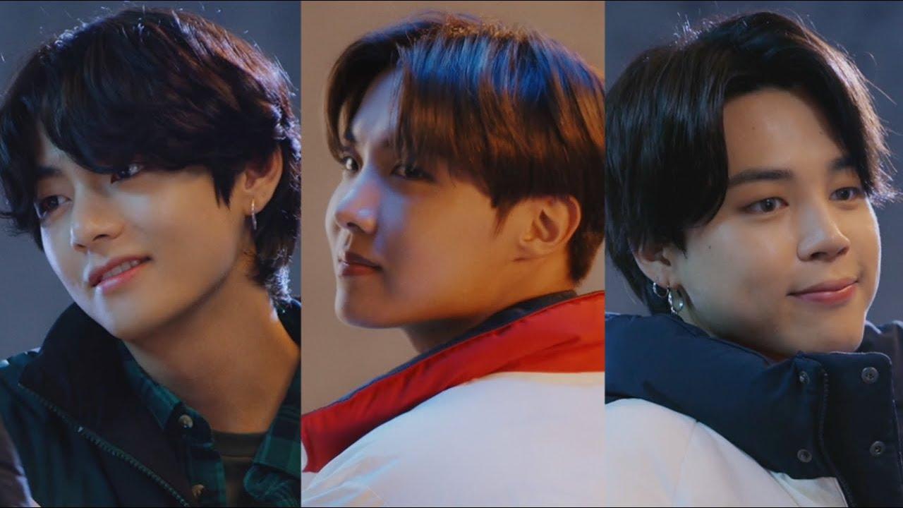 BTS(방탄소년단) 'FILA ON THE STREET' - Behind The Scene 1