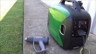 Inverter Generator Senci 2 0 kva