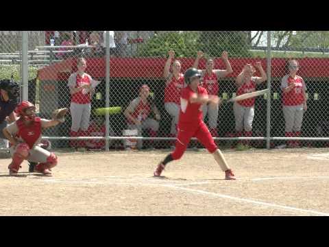 Columbus Grove Vs  Bluffton Softball