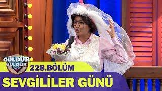 Nokta Com - Sevgililer Günü | Güldür Güldür Show 228.Bölüm
