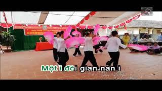 Karaoke Hát Chèo _ Lời Ru Của Mẹ _ SL ; Xuân Hanh