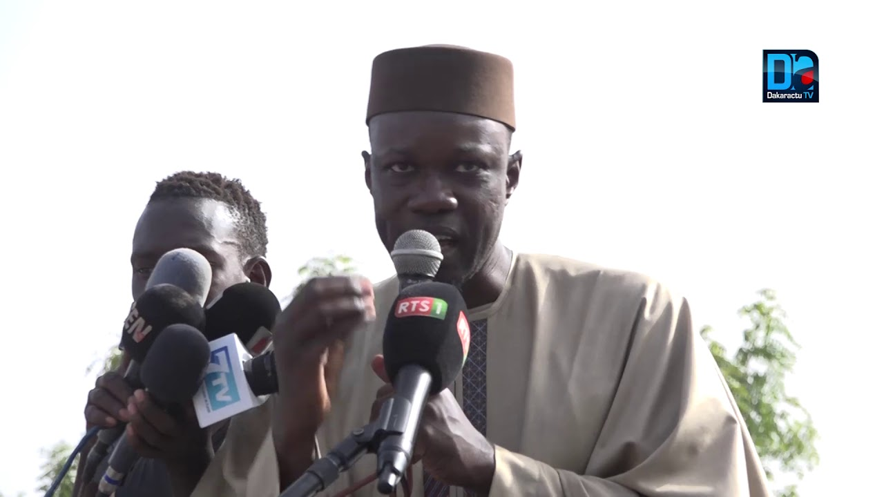 Ndindi : Ousmane Sonko mise sur la jeunesse !