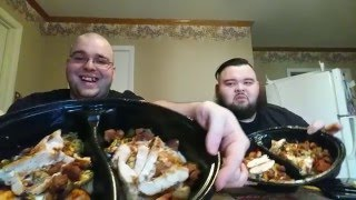 """Super"" Spicey Skillet - Food Review with Panda"