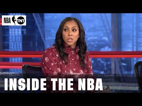 Warriors Cruise Past Lakers | NBA on TNT thumbnail