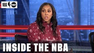 Warriors Cruise Past Lakers | NBA on TNT