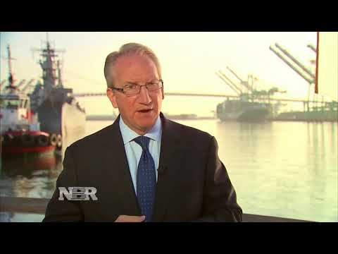 Trade wars take aim at U.S. ports