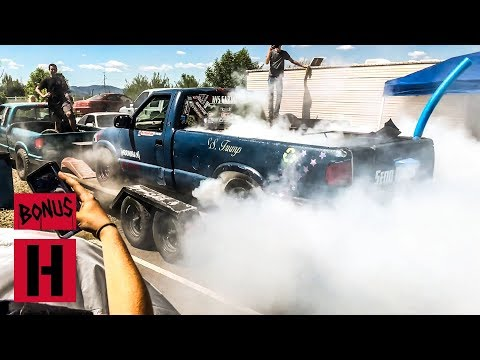 How to do the BEST Trailer Burnout