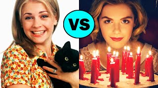 CHILLING ADVENTURES OF SABRINA vs Sabrina The Teenage Witch