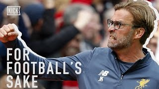 Klopp Has Brought Liverpool Back To The Promised Land   FFS