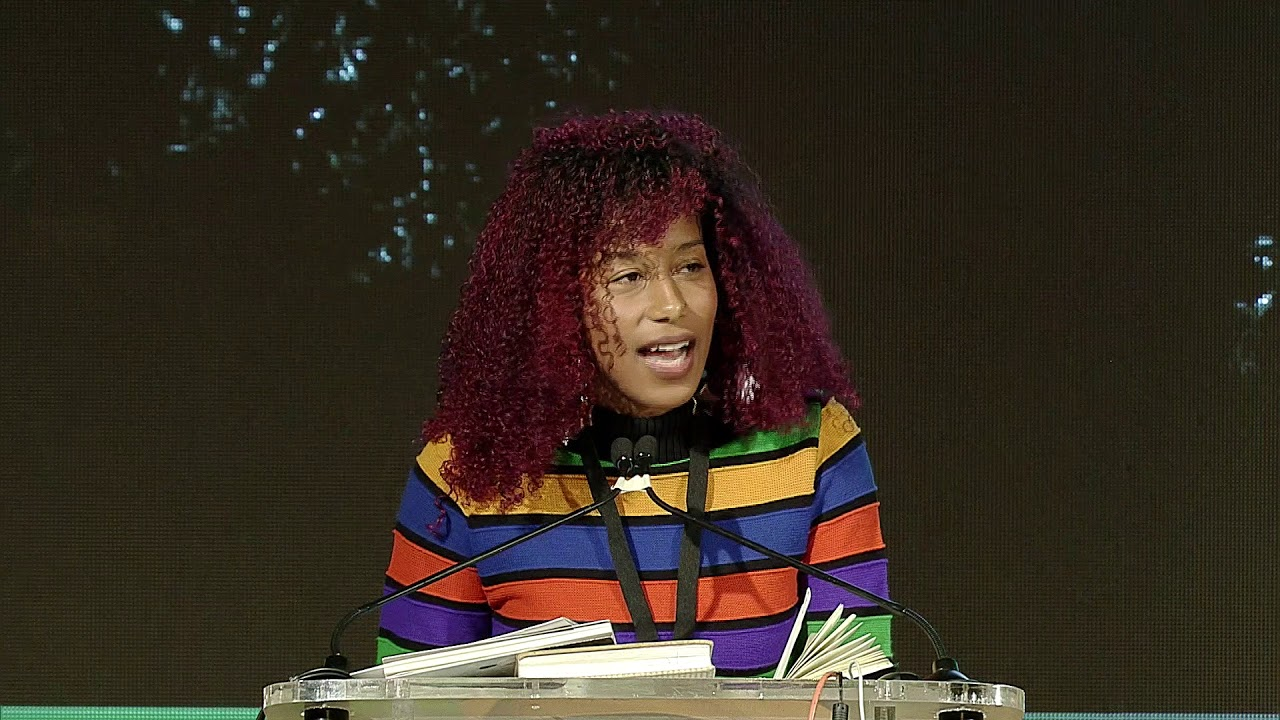 Aja Monet | Confronting Silence | @ UNFINISHED Festival