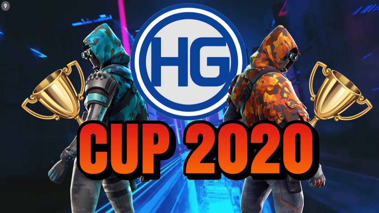 HG-Cup 2020 - Info video (Norges største Fortnite Turnering)
