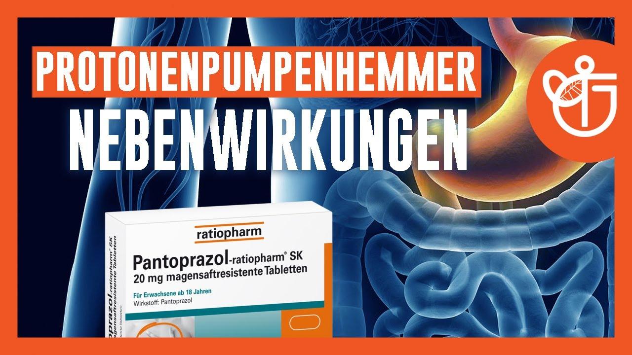 Pantoprazol Nebenwirkungen